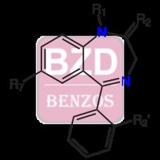 Benzodiazepine Conjugate (HRP)
